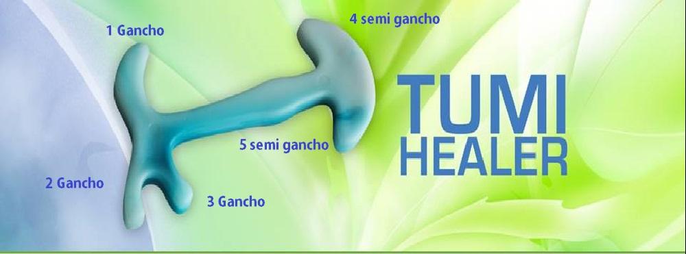 CARACTERISTICAS DEL TUMI HEALER