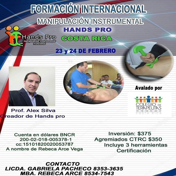 Hands Pro Costa Rica
